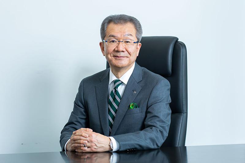 会長、社長挨拶|企業情報|タキロンシーアイ株式会社
